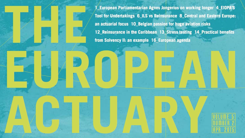 The European Actuary - Vol.5 Nr.2