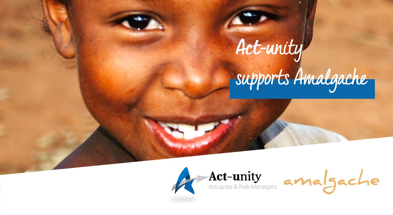 Act-unity supports Amalgache