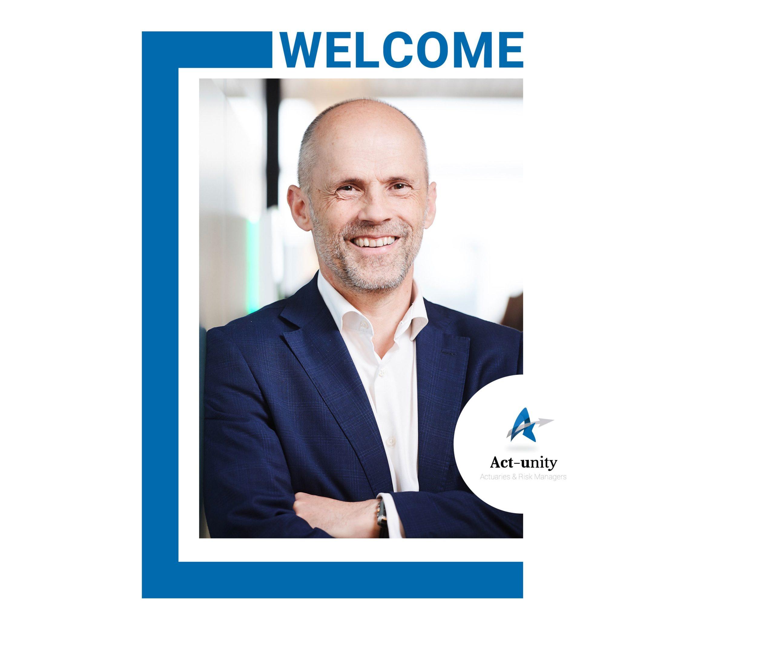 Philippe De Longueville joins Act-unity